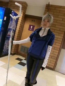 Uwooh~ Prince Jack Frost! * A *!! So cool~! <3